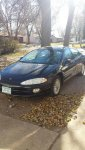 Dee Jay Laborde's 2001 Dodge Intrepid ES