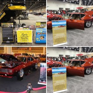 Show Car Boards, Car Show Signs